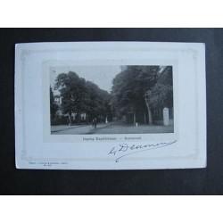 Roermond 1901 - ingang Kapellerlaan