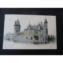 Heeswijk 1899 - kasteel Heeswijk - voorloper