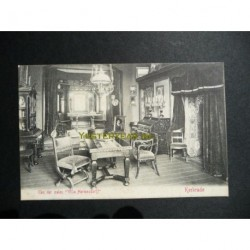 Kerkrade 1906 - een der zalen villa Hermesdorff