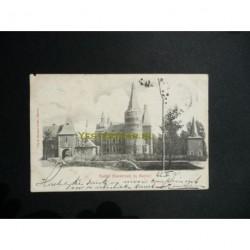 Hoensbroek 1901 - kasteel Hoensbroeck bij Heerlen