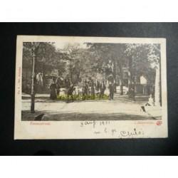 Hilversum 1901 - Emmastraat