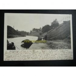 Hilversum 1901 - Gooise Vaart