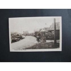 Brakel ca. 1915 - Gemeentepomp