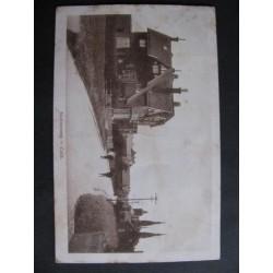 Cuijk 1919 - Stationsstraat