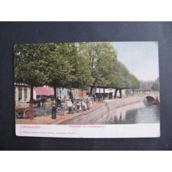 Leeuwarden 1909 - Nieuwstad bij Vrouwenpoort