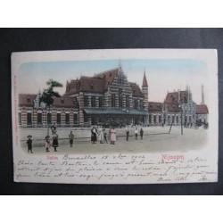 Nijmegen 1902 - Station