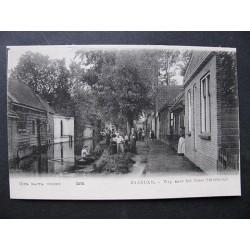 Zaandam ca. 1900 - Weg naar Czaar Peterhuisje