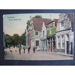 Enkhuizen ca. 1900 - Nieuwe Westerstraat