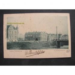 sHertogenbosch 1901 - ingang Stationsweg