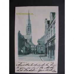Zwolle ca. 1905 - Roggenstraat