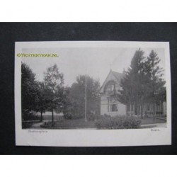 Baarn ca. 1900 - Stationsplein
