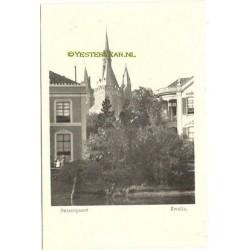 Zwolle ca. 1900 - Sassenpoort