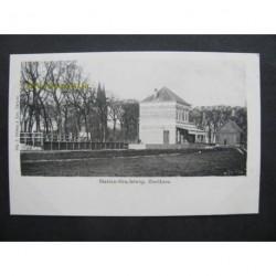 Zierikzee ca. 1900 - Station - Grachtweg