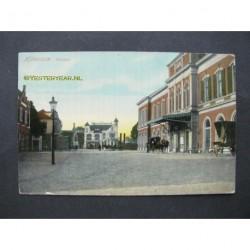 Hilversum 1912 - Station