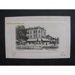 Rotterdam 1902 - Linker Rottekade