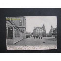 Rotterdam 1904 - Stationsplein