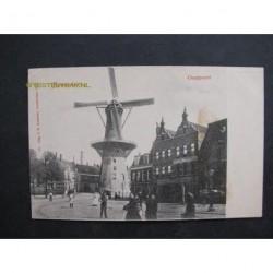 Rotterdam ca. 1900 - Oostpoort - met molen