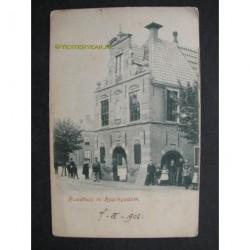 Appingedam 1902 - Raadhuis