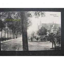 Appingedam 1915 - Stationsweg