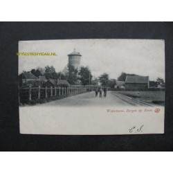 Bergen op Zoom 1901 - Watertoren
