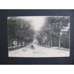 Hilversum 1903 - Vaartweg