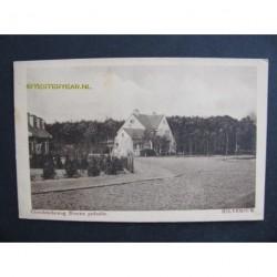 Hilversum 1918 - Utrechtscheweg Nieuwe gedeelte