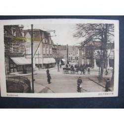 Hilversum 1918 - Kerkstraat