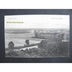 Laren ca. 1915 - gezicht uit Larenberg - panorama