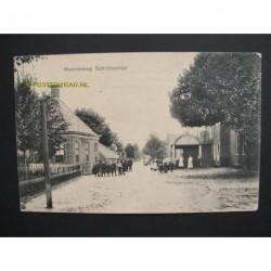 Schildwolde ca. 1905 - Meenteweg