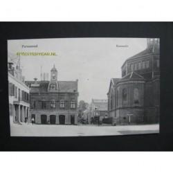 Purmerend ca. 1910 - Kaasmarkt