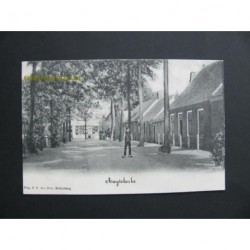 Aagtekerke ca. 1905 - dorpsstraat