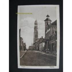 Dongen 1910 - Raadhuis
