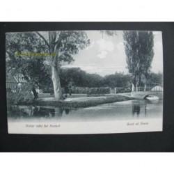 Heeze 1915 - Kiekje nabij het kasteel