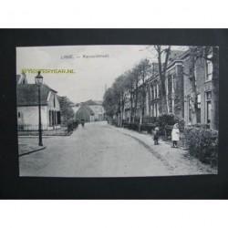 Lisse ca. 1910 - Kanaalstraat