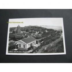 Zoutelande 1937 - dorp - duin en zee