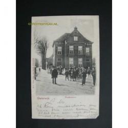 Oisterwijk 1901 - Postkantoor