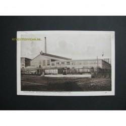 Eindhoven ca. 1920 - Glastrekkerij Philipsfabrieken