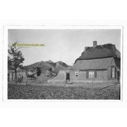Langenboom 1925 - stormramp 10 augustus - fotokaart