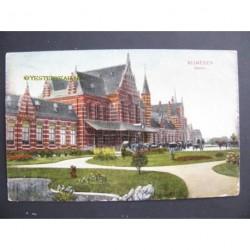 Nijmegen 1909 - Station