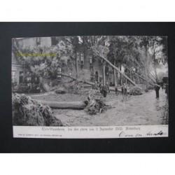 Middelburg 1904 - Klein Vlaanderen - storm 1903
