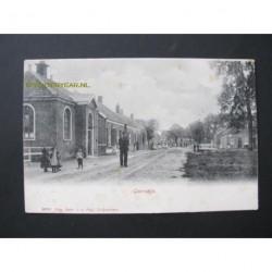 Geersdijk 1907 - dorpsstraat