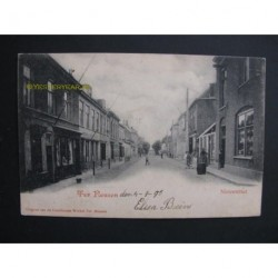 Terneuzen 1900 - Nieuwstraat