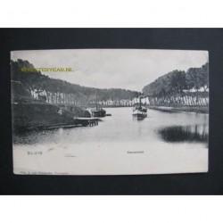 Sluis 1904 - Kanaalzicht