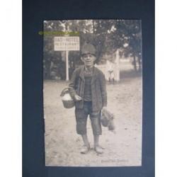 Domburg ca. 1910 - Keesje van Domburg - klederdracht