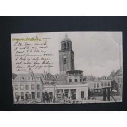 Deventer 1902 - Schipbrug
