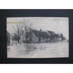 Nieuwendam ca. 1920 - watersnood 1916 - de Schouw bij Nieuwenda