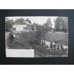 Echteld 1931 - Waaldijk - cafe de Zwaan