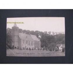 Echteld ca. 1905 - Kerk met Kerkhof