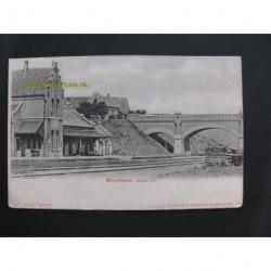 Rhenen ca. 1900 - Station
