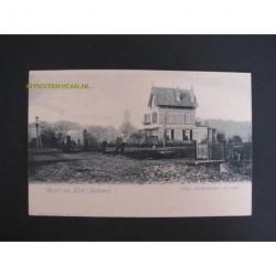Elst ca. 1905 - villa Sweet Home en dorp